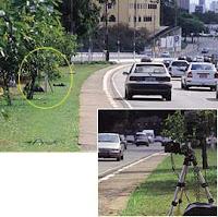 radar móvel, pardal, fiscalização eletrônica, Pelotas RS, Adolfo Fetter jr,  azulzinhos, transito