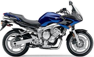 Yamaha Fazer 600 cc
