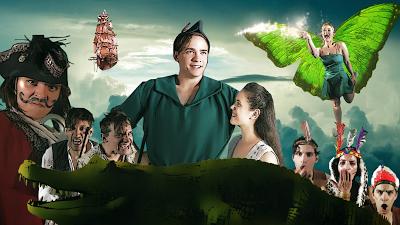 Διαγωνισμός για 2 διπλές προσκλήσεις για την παράσταση «Πήτερ Παν & Τίνκερμπελ- Στη Χώρα του Ποτέ»