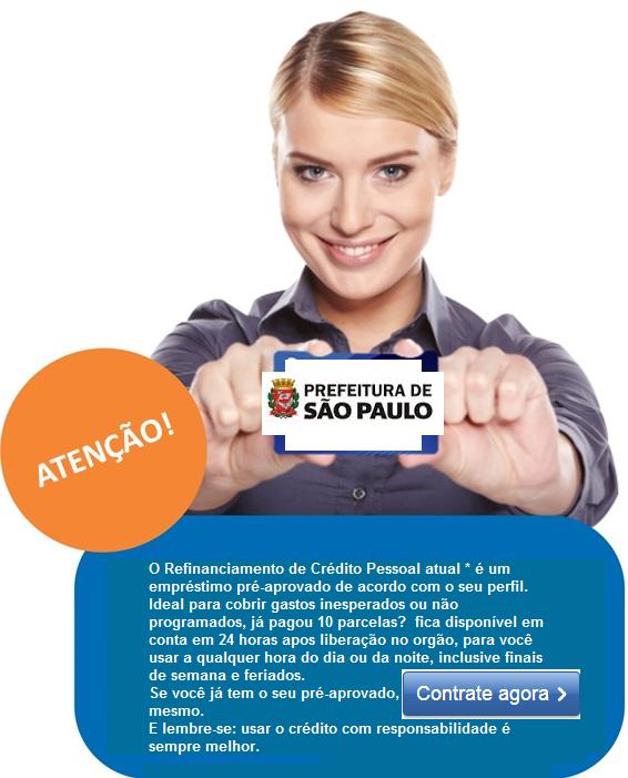 3536-3414 CONSIGNADO PREFEITURA  SP::