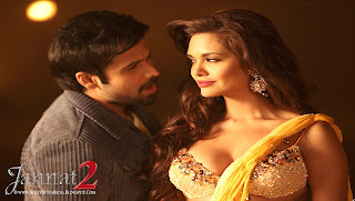 Jannat 2 Hot Esha Gupta, Emraan Hashmi Wallpaper
