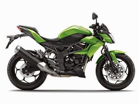 мотоциклы Кавасаки (цены на весь модельный ряд)