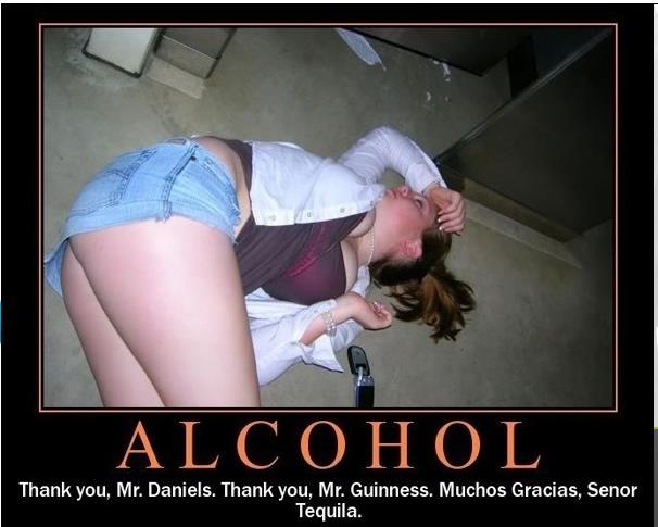 Alcohol We Thank You!