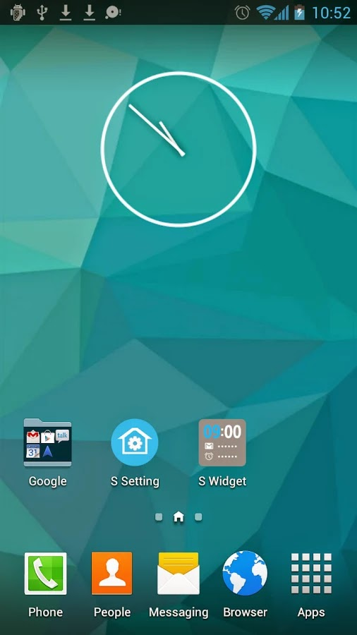 S Launcher (Galaxy S5 Launcher) Prime v2.91