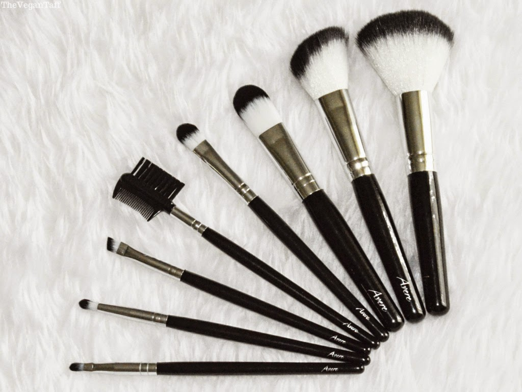 avere makeup brush review