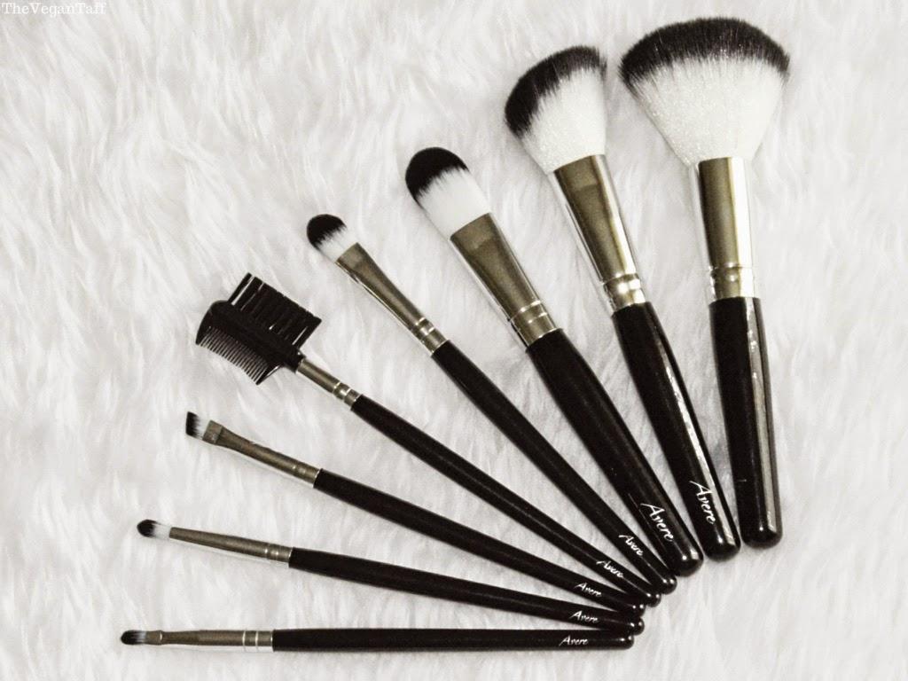 avere makeup brush review