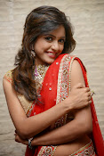 vithika sheru half saree photos-thumbnail-1