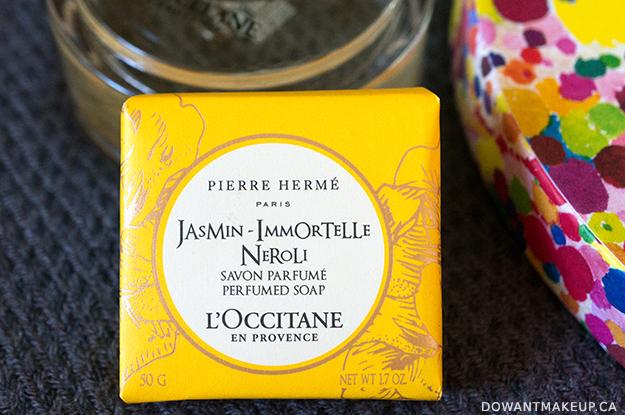 L'Occitane Jasmine Immortelle Neroli perfume set