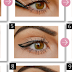 Perfect Winged Eyeliner Tips And Tutorial
