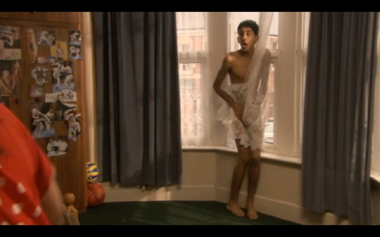 Dev Patel Naked
