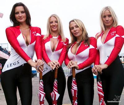 SEXY PIT GIRLS