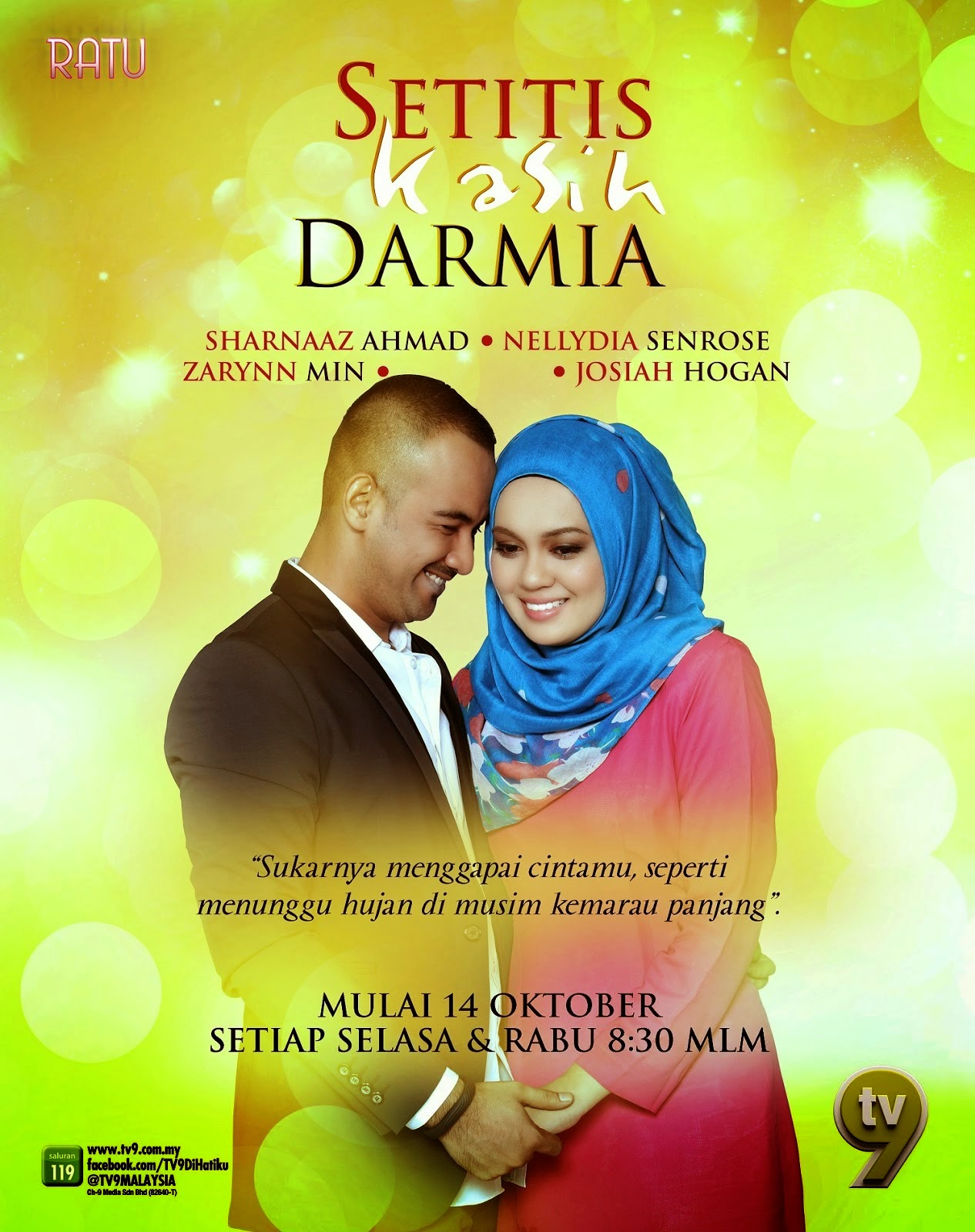 Setitis Kasih Darmia The Movie (2014)