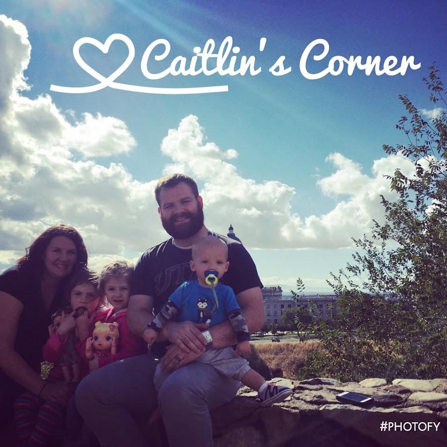Caitlin's Corner