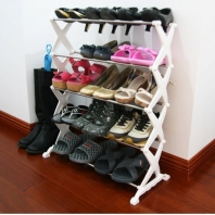 Buy PNDIA DIY Portable shoe Organiser Rack Holder 15 pairs at Rs. 649 : Buytoearn