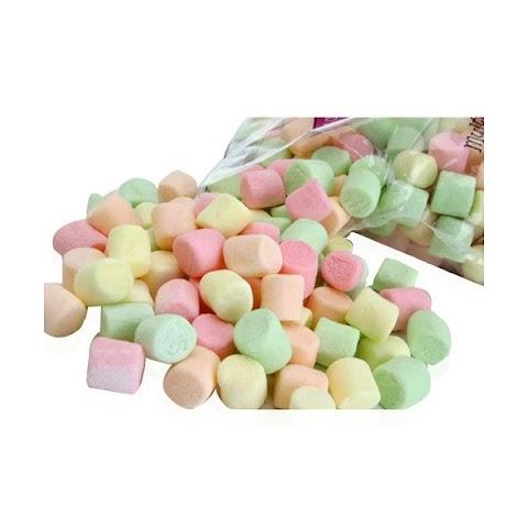 Receita de Confeitos de Marshmallow