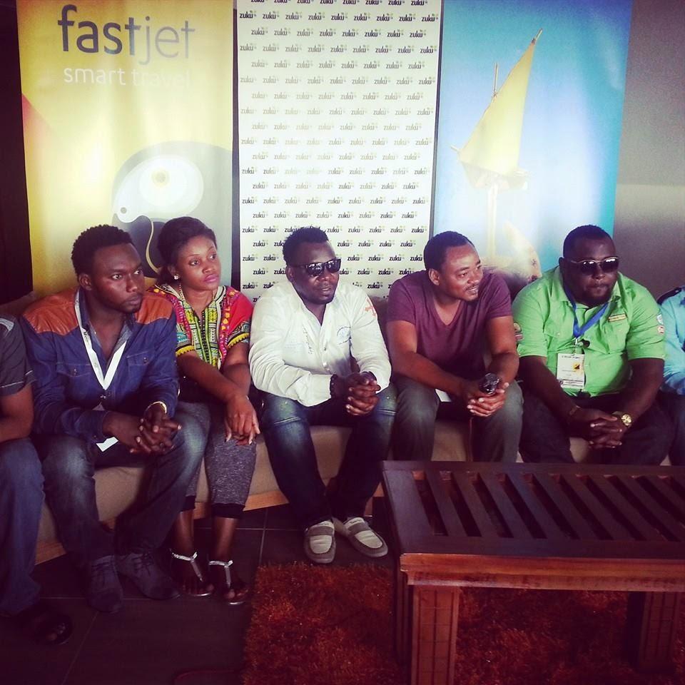 swp photos tanzanian movie stars at the 2014 zanzibar