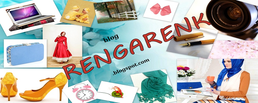 "blog ""Rengarenk"""