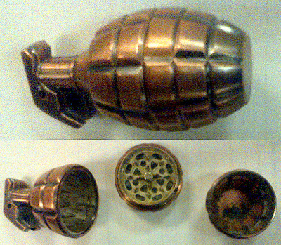 Tobacco Grinder Grenade (DAY)