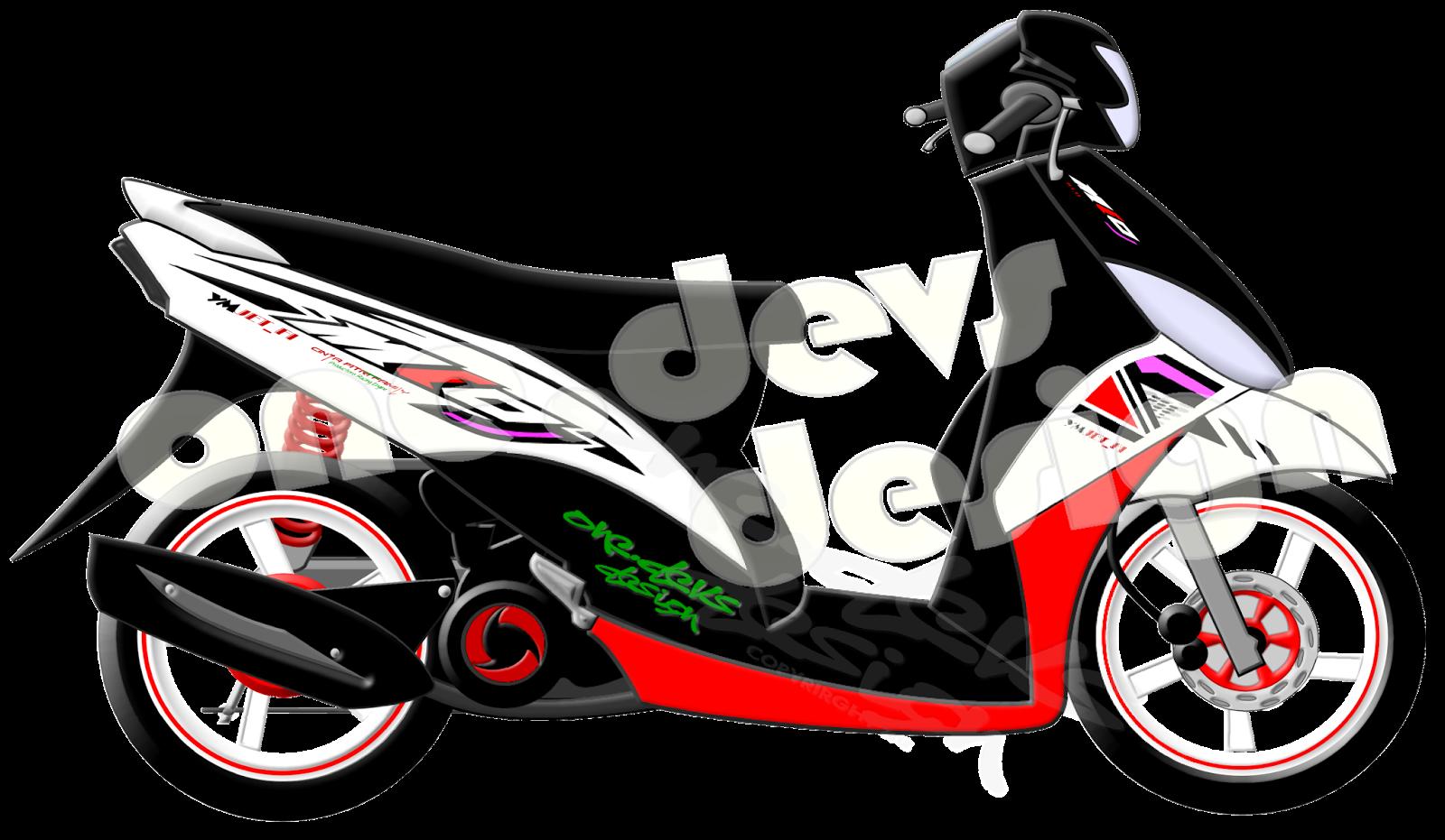 one.devs: cara membuat lampu depan (utama) motor mati pada motor
