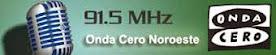 Mountain-Noroeste colabora con Onda Cero Noroeste  91.5 FM