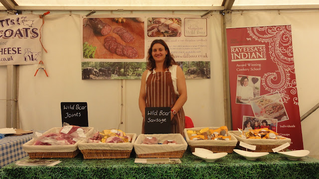 Mortimer Food Fair 2013