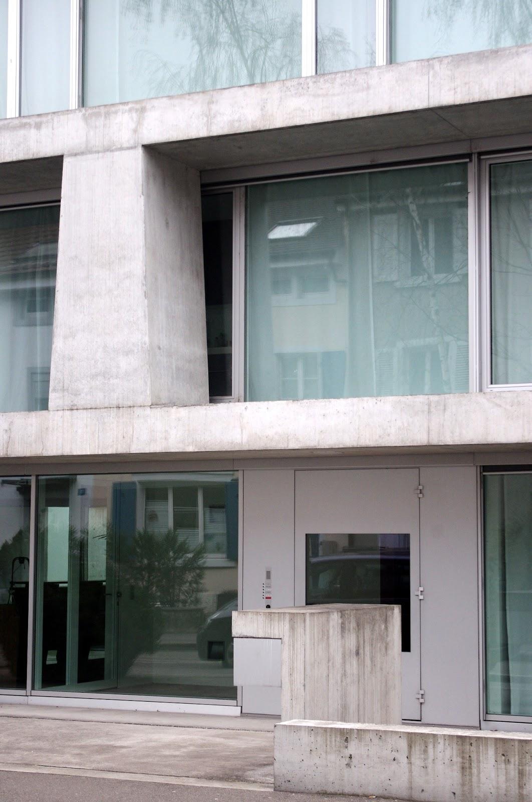 M2c blog residential building by silvia gm r reto gm r architekten basel - Gmur architekten ...