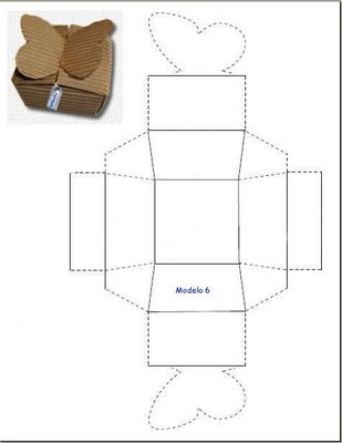 embrulhos e sacolas para presentes MOLDE+DE+CAIXAS+DE+PAPEL+ensinar-aprender.blogspot.com001