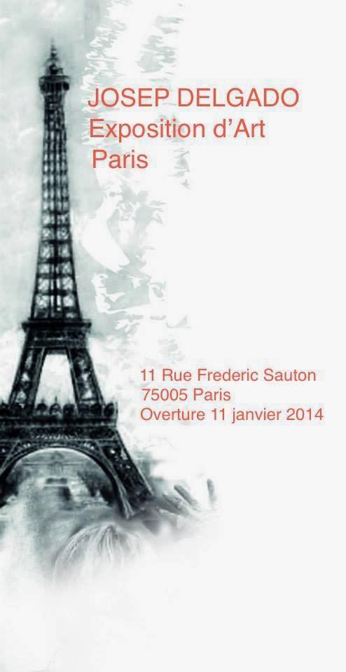 EXPOSICIÓ  PARIS - GENER 2014