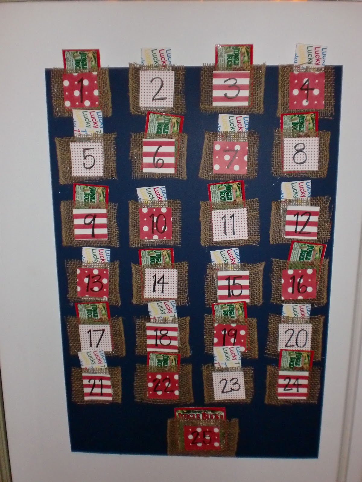 a spare time creative adult advent calendar. Black Bedroom Furniture Sets. Home Design Ideas