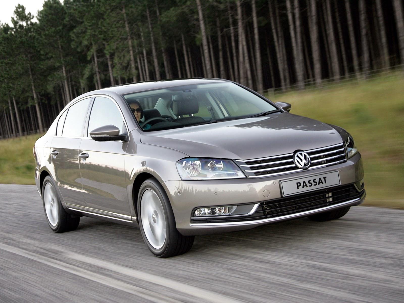 The new Volkswagen -universal model B7