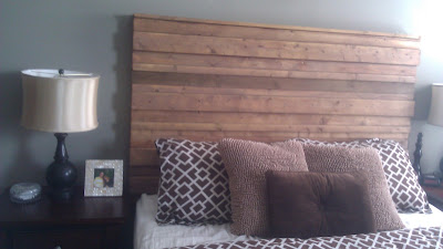 West Elm Stria Headboard Hack