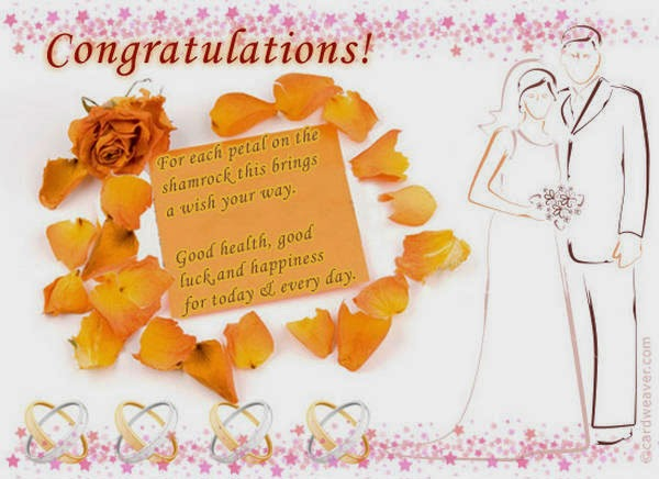 Marriage Wishes Quotes Prepossessing Wedding  Marriage Wishes