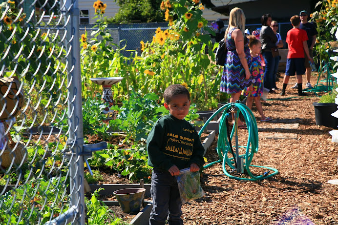 Vestal Community Garden