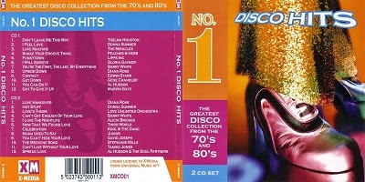 No 1 Disco hits CD 2014
