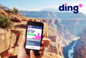 Recharge offer: Get 50% off with Ding Mobile App or Desktop – BuyToEarn