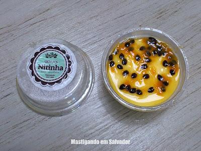 Alecrim Alimentos Saudáveis: Mousse de Maracujá