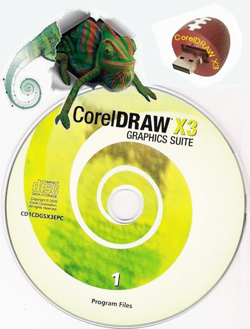 MADGYPER: Portable Corel Draw X3