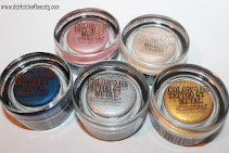 New Years Giveaway: Maybelline Color Tattoo Metal Collection