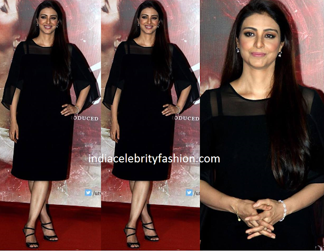 Tabu at Fitoor Trailer Launch