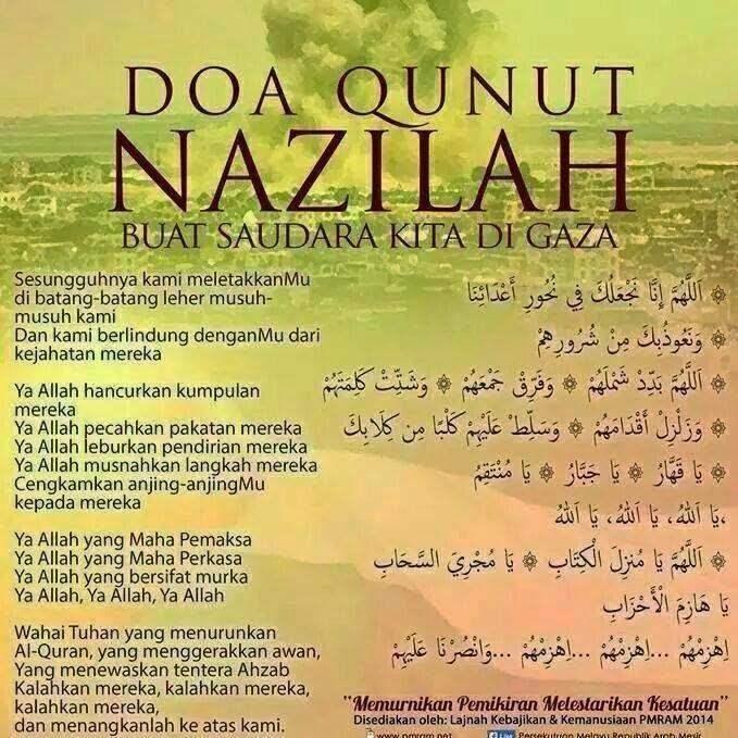 Doa buat gaza | Gaza dirobek lagi