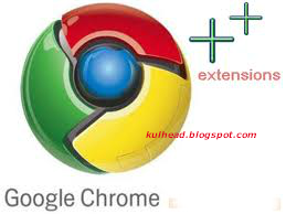 Google Chrome extension by kulhead