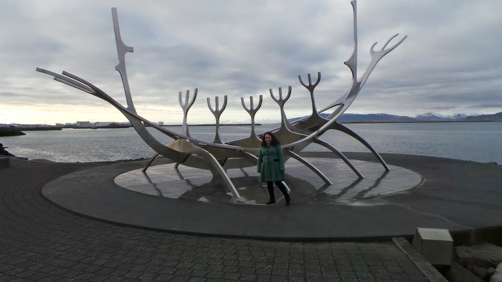 The Sun Voyager iceland