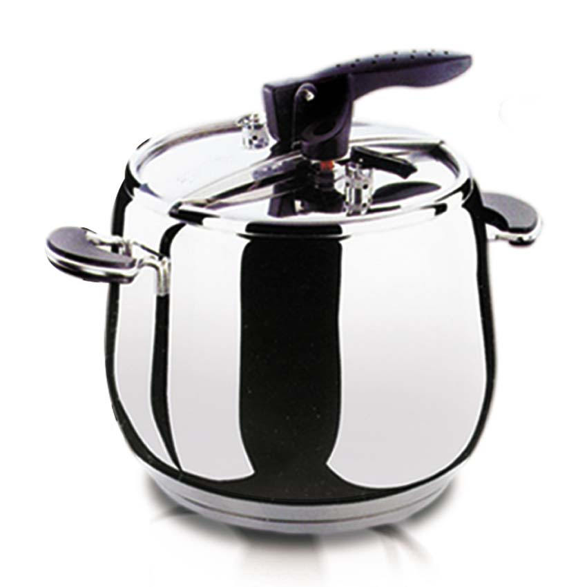 OX-1080 Presto Pressure Cooker Oxone 8 Lt Stainless