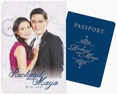Maya and Ser Chief Wedding Invitation