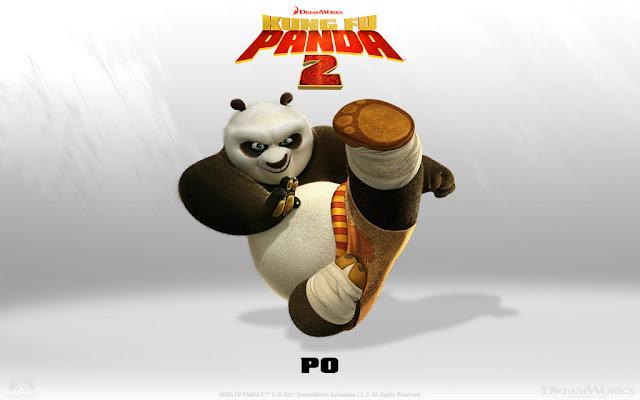 Kung Fu Panda 2 Wallpaper 1