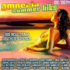 Download CD Amnezia Summer Hits 02/2014
