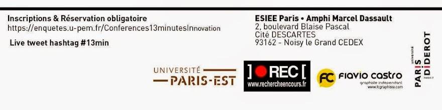 Treize Minutes Paris-Est