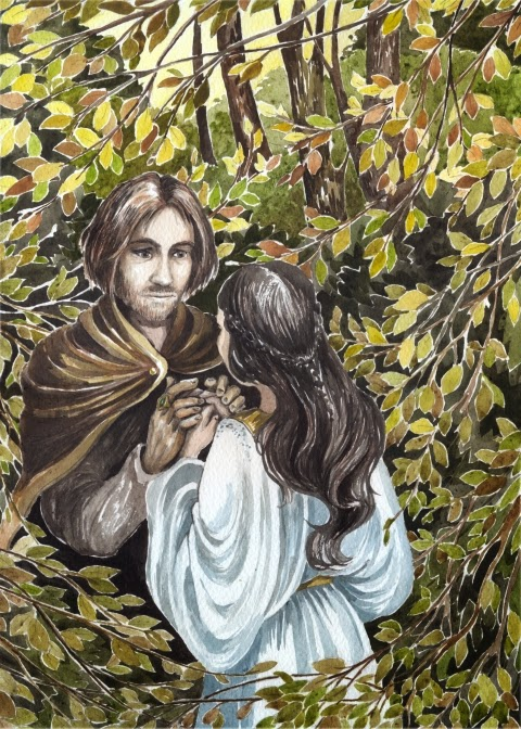 beren and luthien full story pdf