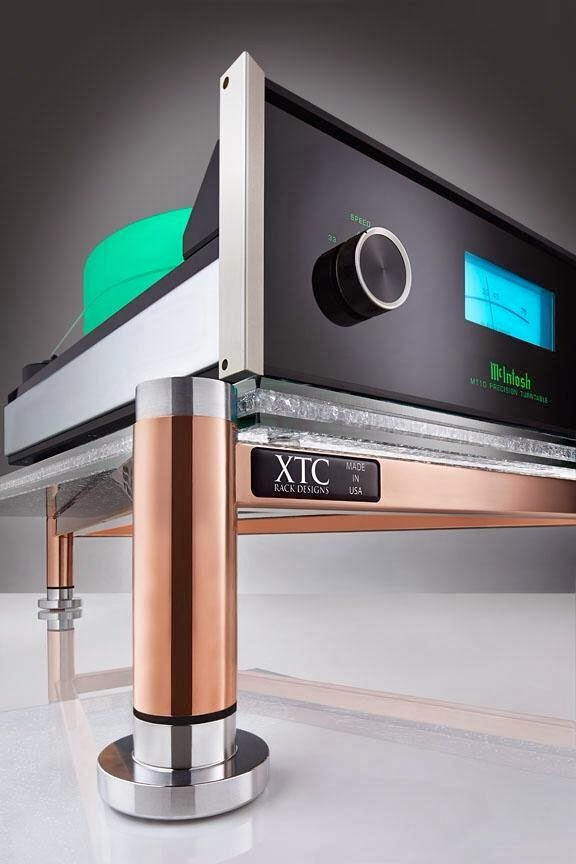 Mono And Stereo High End Audio Magazine Xtc Rack Designs