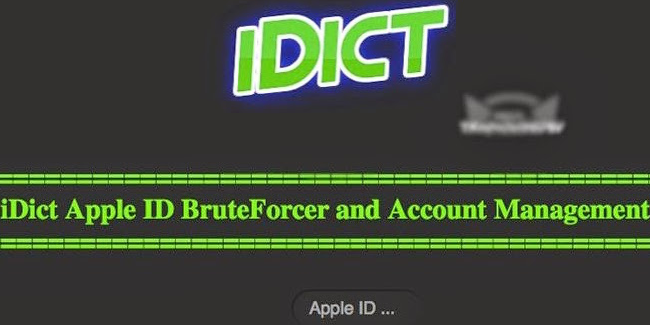 hack apple id password